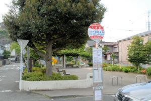 六浦駅東口循環バス停