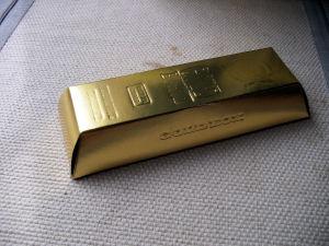 金塊風な作りでテッシュBOX