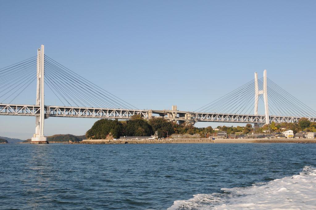 一番きれいな瀬戸大橋