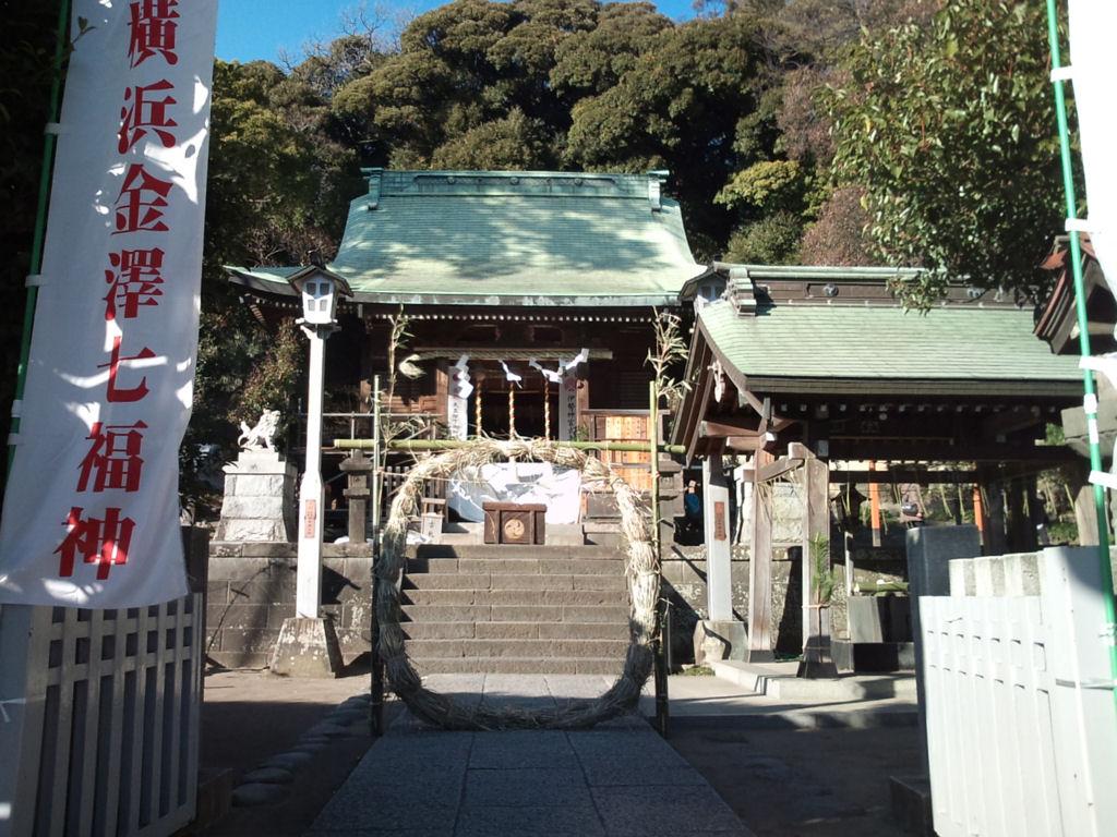 金沢・瀬戸神社