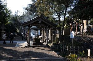 「瀬戸神社」境内