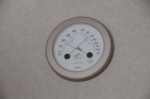 湿度38% 乾燥注意報発令