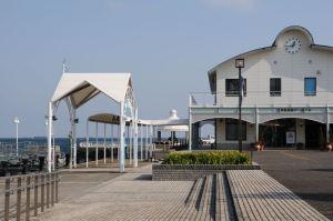 横浜八景島、客船ターミナル