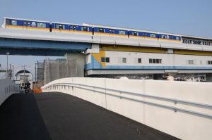 野島橋架け替え工事
