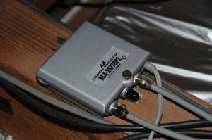 ケーブルテレビ用ブースター