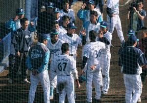 湘南シーレックス サヨナラ勝ち