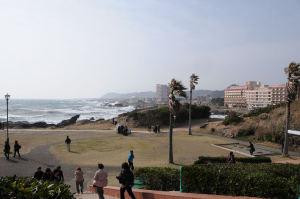 野島崎灯台海岸
