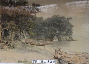 「富岡・東の浜海岸」