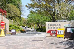 金沢自然公園・夏山口