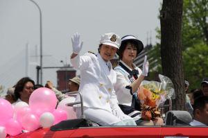 林横浜市長