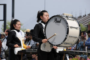 鎌倉女子大学中・高等学校マーチングバンド