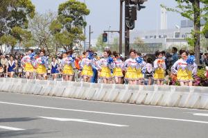 横浜市立金沢高等学校バトントワリング部 WINNERS