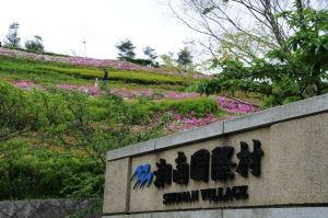 湘南国際村入口
