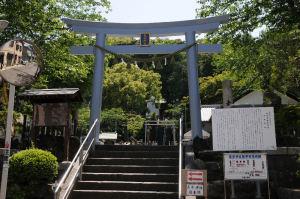 パワースポット走水神社
