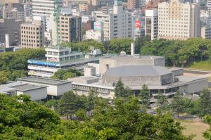 NHK松山放送局、松山市民会館