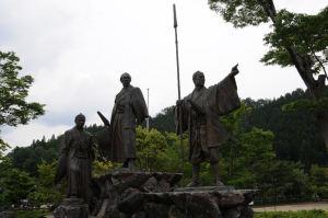 澤村惣之丞、坂本 龍馬、那須俊平