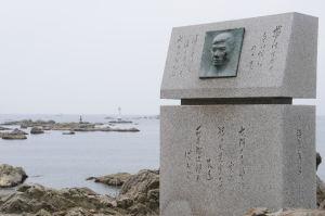 裕ちゃん灯台・記念碑