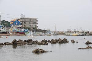 真名瀬(しんなせ)漁港