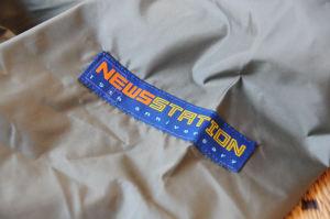 「ニュースステーション」のロゴ