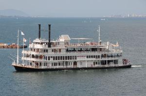 観光船「ミシガン」