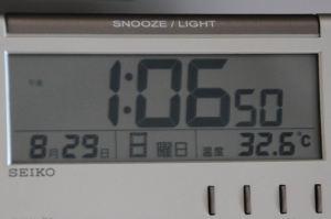1階の気温