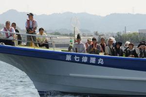 海上の安全や豊漁を祈願