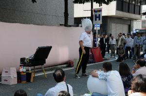 「ブッチ ロード」関西弁の外国人