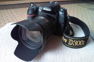 Nikon D300s使っています
