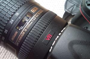 レンズはニコン18-200mmを主に使用