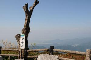 竹生島は見えませんでした