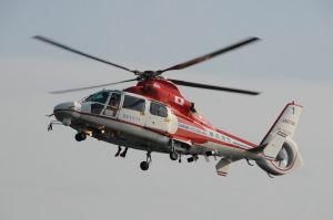 消防ヘリ救助訓練「はまちどり1」