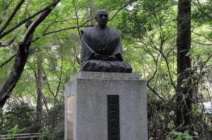 「石田三成」の像