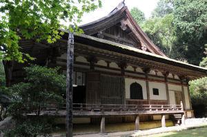 百済寺「本堂」