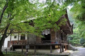 金剛輪寺・西明寺の本堂よりも小さいそうです