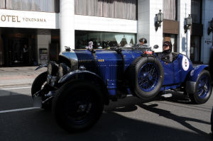 1928年 BENTLEY W.O. 6 1/2LITRE