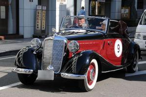 1937年 MERCEDES BENZ 170V CABRIOLET A
