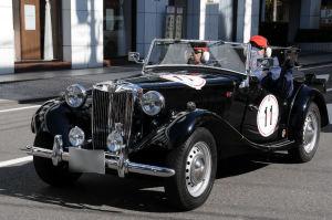 1952年 MG TD
