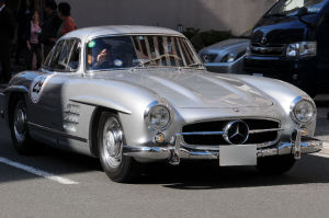 1956年 MERCEDES BENZ 300SL