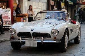 1957年 BMW 507 ROADSTAR