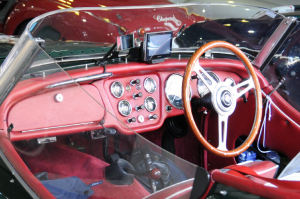 1958年 TRIUMPH TR3S