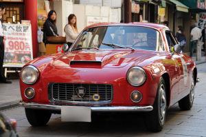 1962年 LANCIA FULAMINIA 3C SPORT ZAGATO