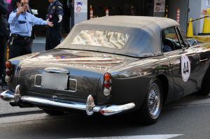 1962年 ASTON MARTIN DB4