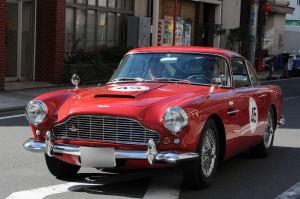 1961年 ASTON MARTIN DB4