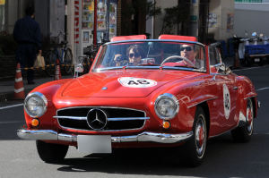 1959年 MERCEDES BENZ 190SL