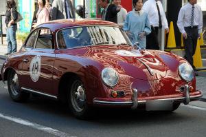 1959年 PORSCHE 356A COUPE