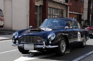 1964年 ASTON MARTIN DB5