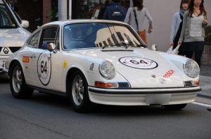 1973年 PORSCHE 911T