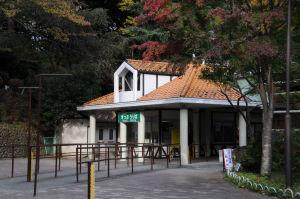 リフト「山上駅」