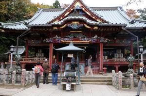 正式名称「高尾山薬王院有喜寺」