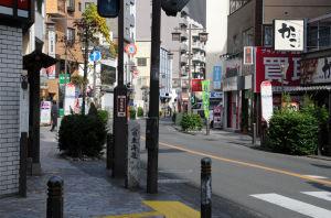 「旧東海道」